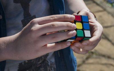 La vie à l'image du Rubik's Cube