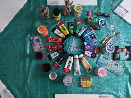 Atelier Féminin sacré 08-03-2020